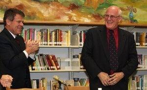 Gilbert names Allison to superintendent post 