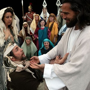 LDS Easter pageant