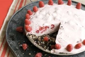 Food-Icebox Pie