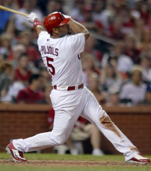 Brownie Points: Pujols atop the heap of worthy NL MVP hopefuls
