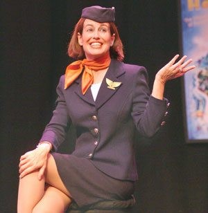 Flight attendant show lands in Mesa again