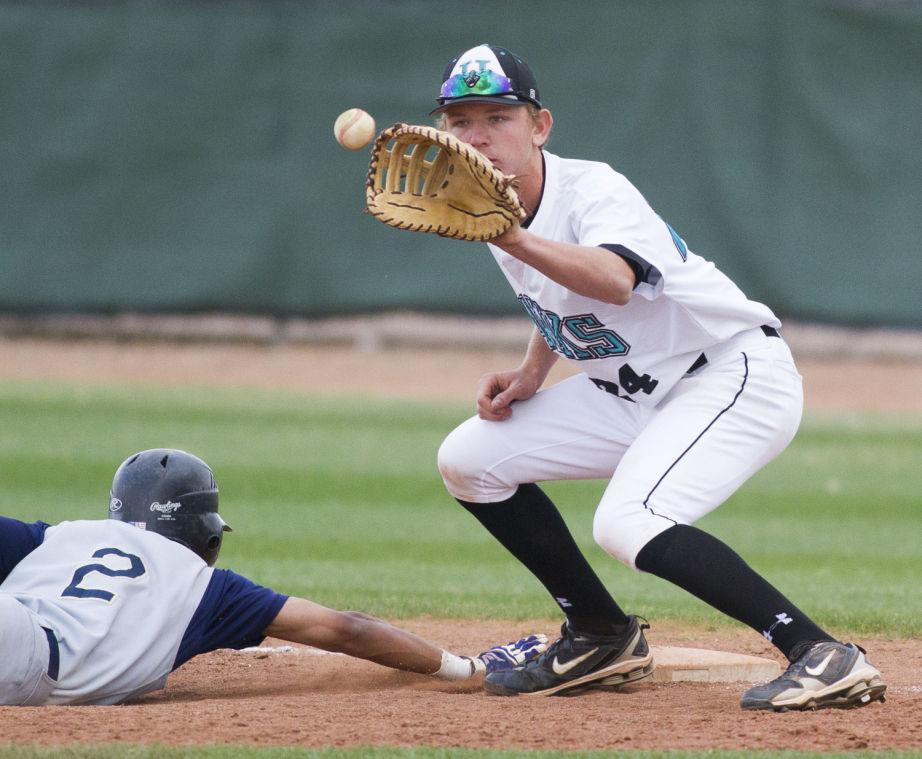 Baseball: Highland vs Desert Vista