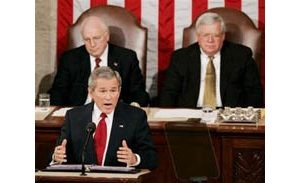 Bush starts to sell Social Security plan
