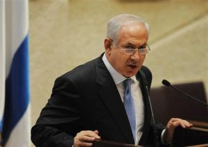 Israel's Netanyahu vows to seek peace with Arabs
