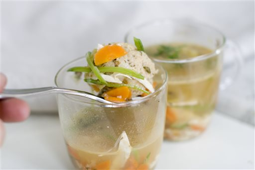 Food Passover Matzo Ball Soup