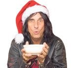 Alice Cooper's Christmas Pudding Dec. 13 at Dodge