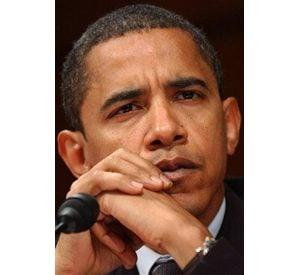 No lock on black voters for Obama