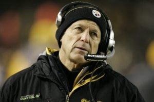 Steelers defensive coordinator an original