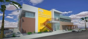 Ironwood Cancer & Research Centers - New Gilbert Rendering