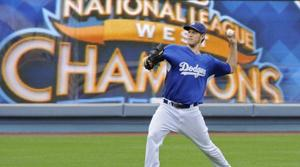 Kershaw to face Hamels in Game 1 of NLCS