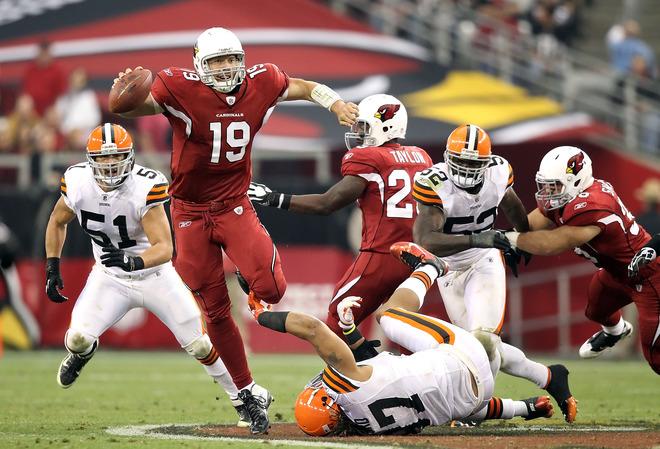 Cardinals starting QB