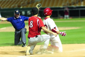 Brophy vs. Chaparral baseball