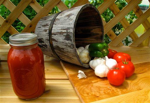 Gardening-Preserving Herbs