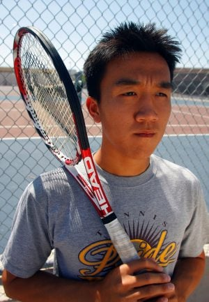 All-Tribune boys tennis team 