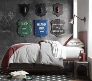 Homes-Right-Kids Bedrooms