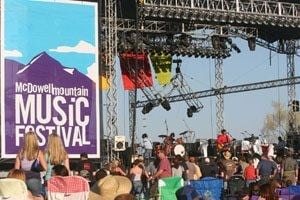 McDowell Mountain Music Festival a great time