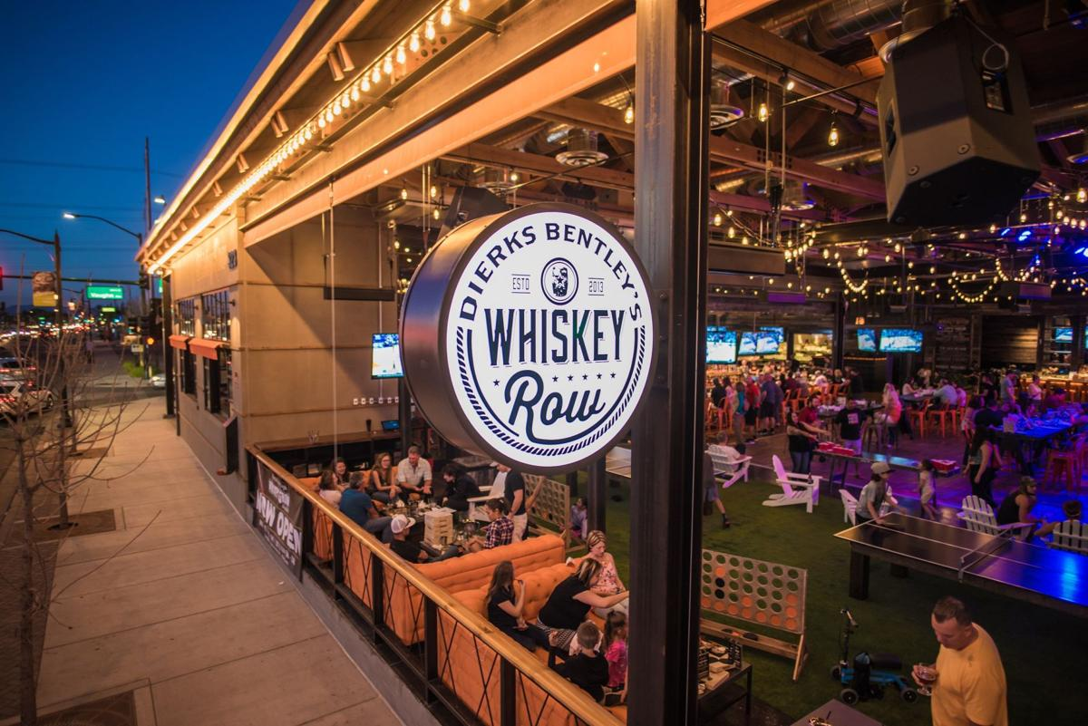 Whiskey Row A Huge Hit In The Gilbert S Heritage District