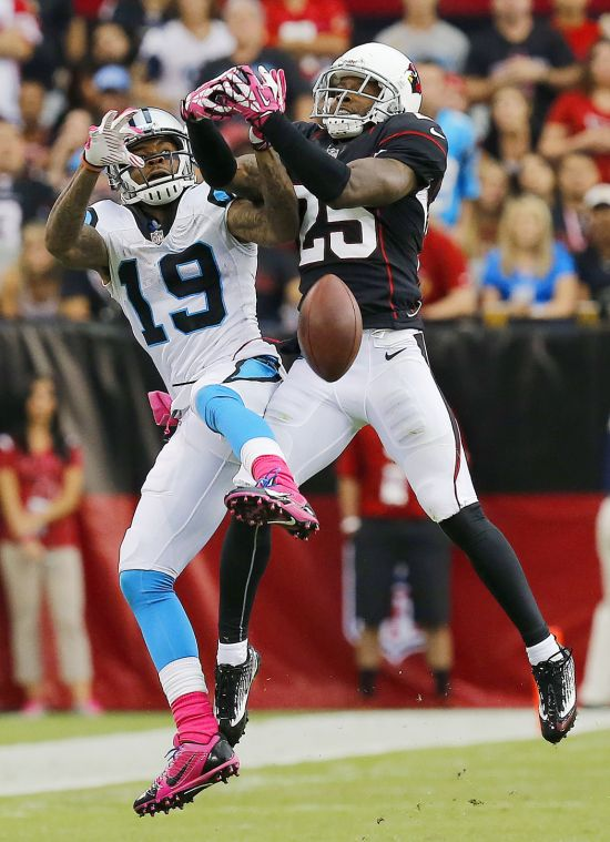 Jerraud Powers, Ted Ginn