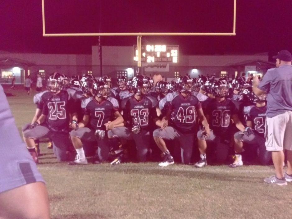 Desert Ridge football