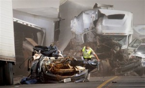 I-10 crash