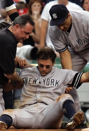 Foundering in AL East, once-powerful Yankees plagued by injuries, off-field distractions