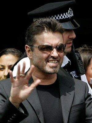 George Michael gets community service