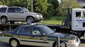 Cops: Serial killer suspect slain in NC was felon