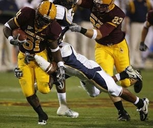ASU football notebook: Packed stadium giving ASU true home-field advantage