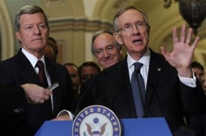 Cost of Senate's 10-year health fix: $856B