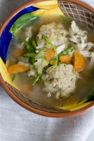 Food Passover Matzo Ball Soup