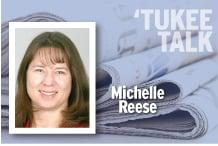 Tukee Talk Michelle Reese