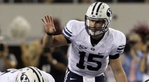 Ex-Toro Hall has No. 7 BYU contending again