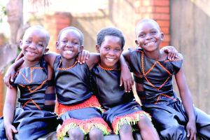 Get to know the African Children's Choir this month in Chandler, Mesa
