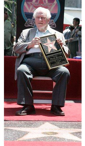 Durning gets star on Hollywood Walk of Fame