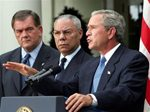 Bush calls for new intelligence director