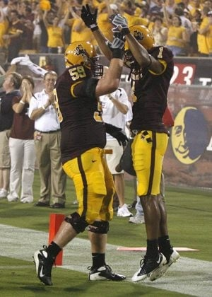Diversity on offense paying off for ASU