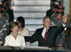 Bush to push U.S. compassion in Guatemala