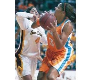 Tennessee too much for ASU women
