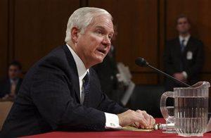 Gates OK'd for defense by Senate panel