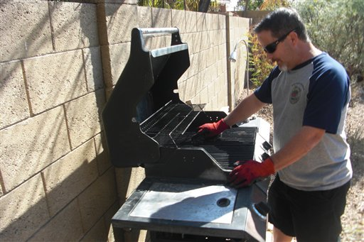 Spring Homes-Grill Care