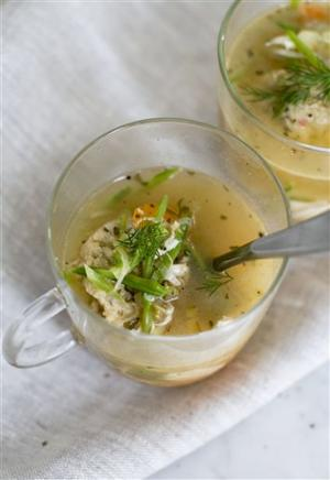 Food Passover Soup