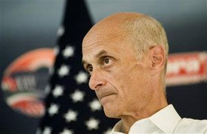 Chertoff: Illegals 'degrade' environment