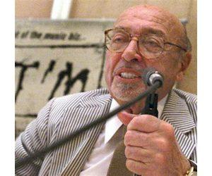 Music pioneer Ahmet Ertegun dies at 83