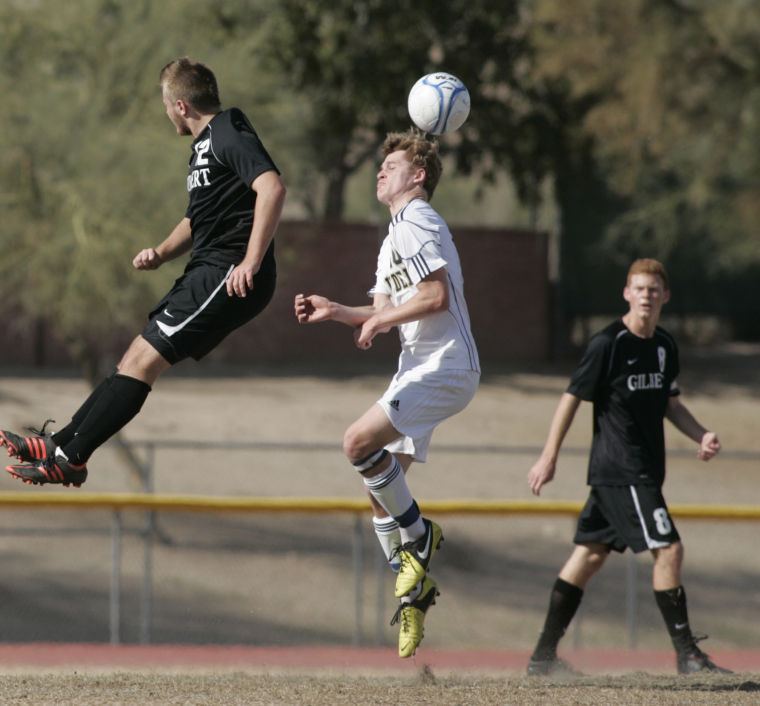 Soccer: DV vs Gilbert