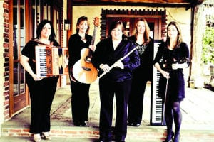 Irish-American band Cherish the Ladies performs in Mesa