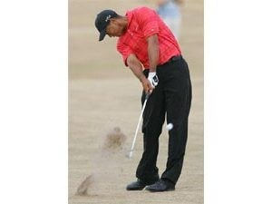 Tiger Woods wins British Open by 2 shots
