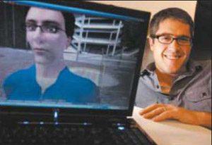 Animation designer doing brisk business in 'Second Life'