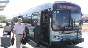 Work on E.V. bus line could start in Nov.