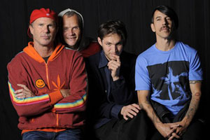 Flea, Anthony Kiedis, Chad Smith, Josh Klinghoffer