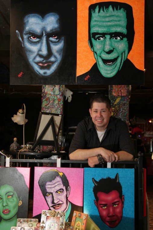 Mark A. Molina
